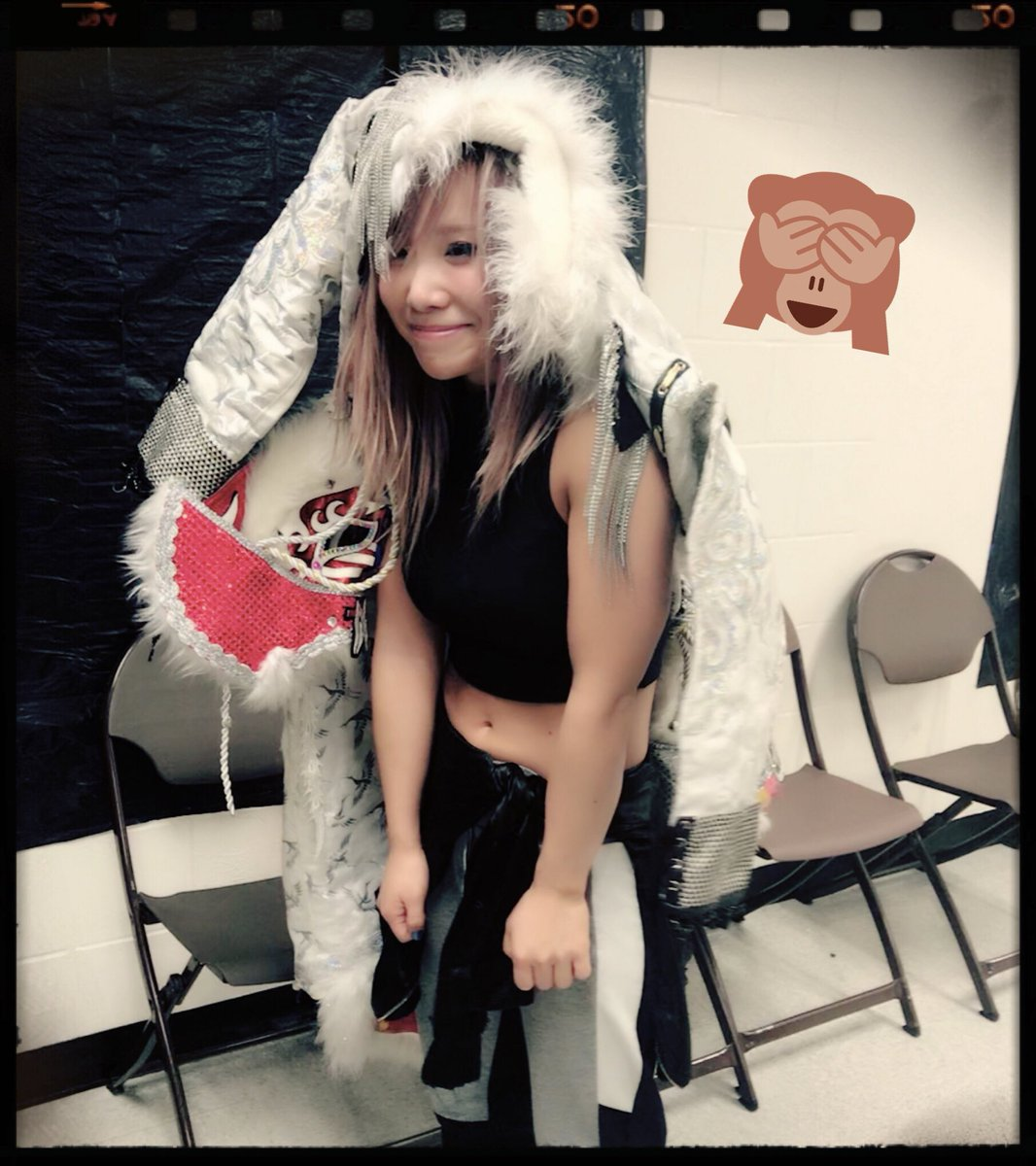 Thank you so much  #NXTOrlando ‼︎‼︎  Have a great weekend  The # PiratePrincess  #WeAreNXT<br>http://pic.twitter.com/kNtTOfbSvP