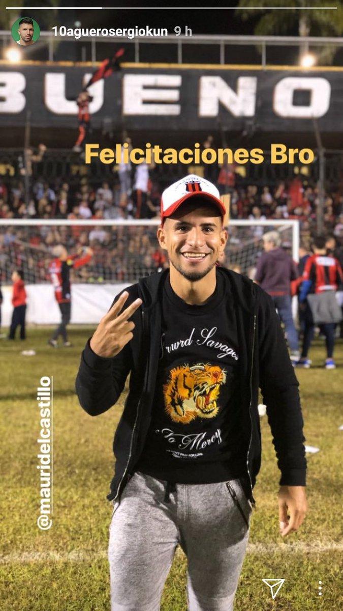 Mauricio Del Castillo renovó y se fue a préstamo