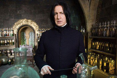 Alan Rickman's 'frustration' playing Harry Potter's Professor Snape hinted at in previously unseen letters https://t.co/EHe5cBjjQX