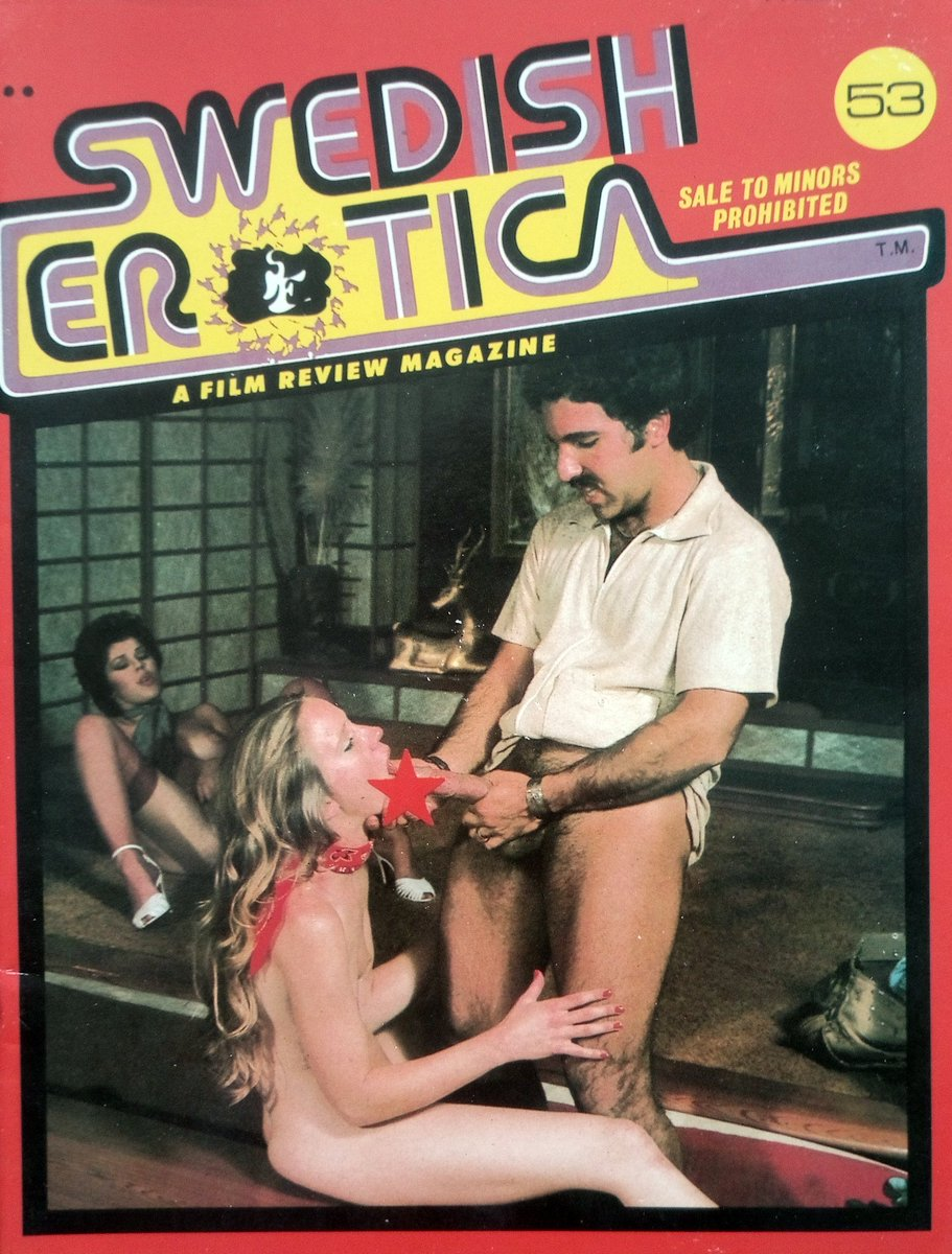 Swedish erotica magazine adult