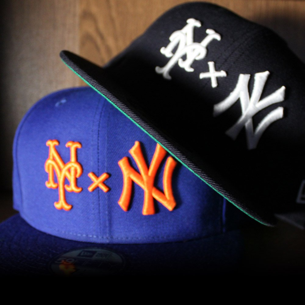 686ea733afb Yankees Color  http   www.ecapcity.com ny-yankees-x-ny-mets -duel-new-era-59fifty-fitted-hat-yankees-color-green-under-brim.html …