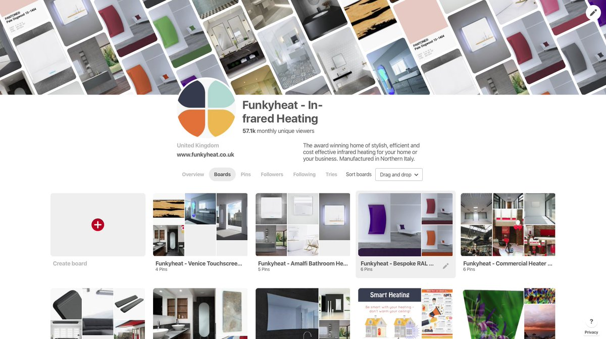 Have you visited our Pinterest page? We've added lots of new interior/heater inspiration. Take a look here >> https://t.co/kf5SfvyWfd  #Pinterest #InteriorDesign #Inspiration