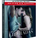 Todo el contenido extra y ediciones de #CincuentaSombrasLiberadas #Bluray #4K #UHD #SteelBook @UniversalDVD_BD https://t.co/NOzSnZ8CHn