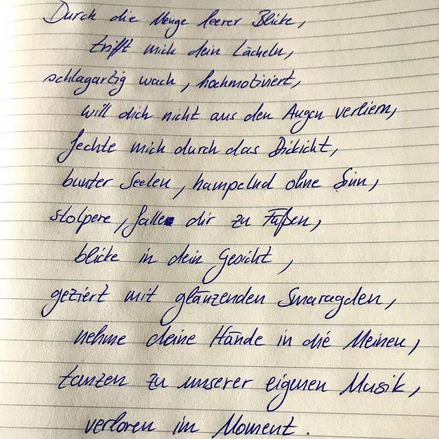 Lyrikschmied على تويتر Vision Poem Gedichte Gedicht