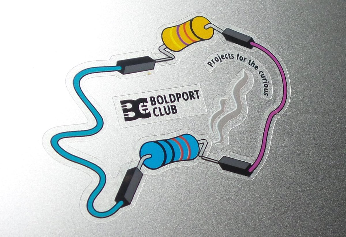 join the resistors #BoldportClub