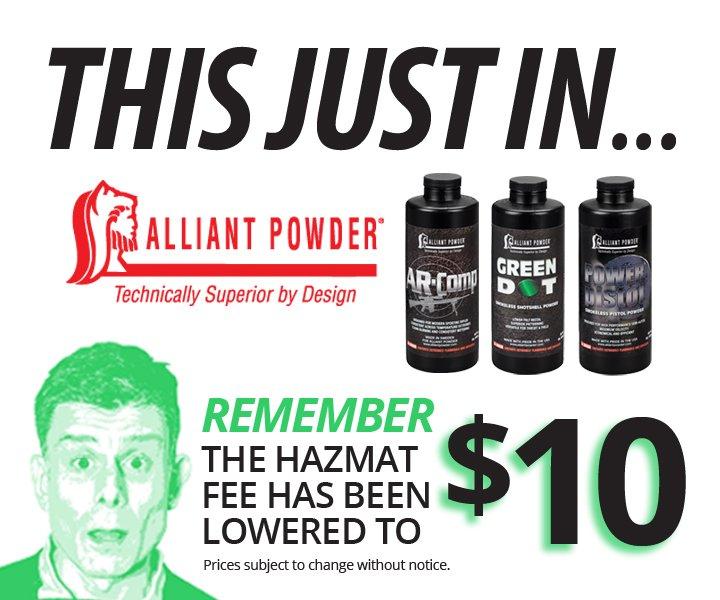 alliantpowder hashtag on Twitter