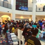 Image for the Tweet beginning: #compassionateSA 40,000 books distributed to