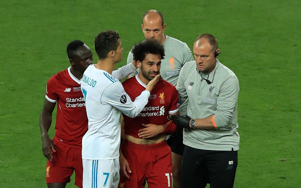 .@22mosalah ficará 3 semanas em recuperação, vai à Rússia, mas deve perder estreia do Egito na Copa do Mundo, diz amigohttps://t.co/J6xcI4HxgS