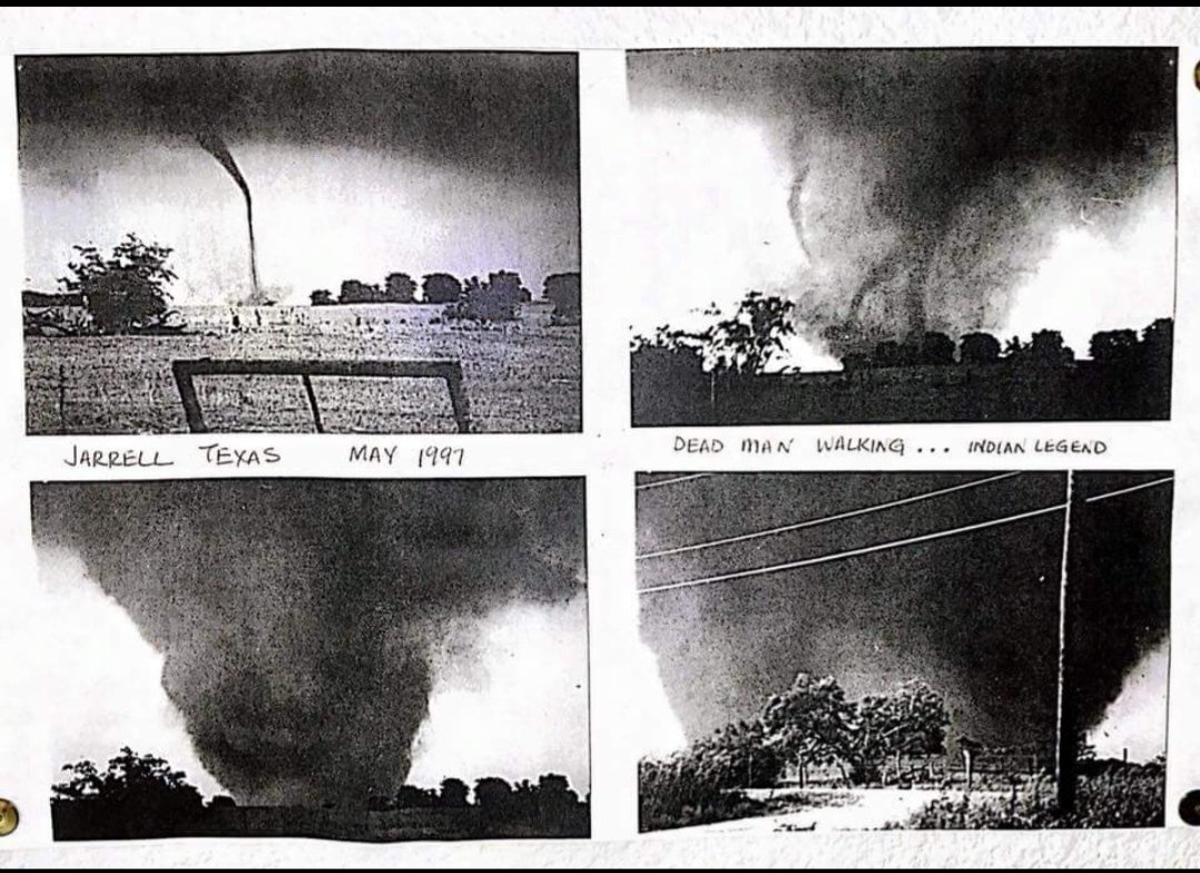 Dead Man Walking Tornadoes – Josh's Natural Disaster Info