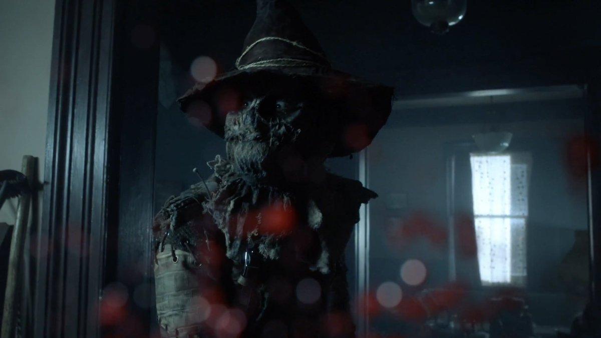 gotham season 5 scarecrow ile ilgili görsel sonucu