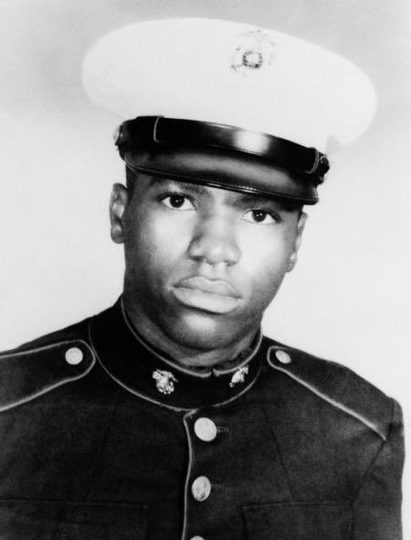 Private Dan Bullock, 15, KIA Quang Nam, Vietnam on June 7, 1969. Lied about his age to get into the Marines to serve his country. #MemorialDayWeekend
