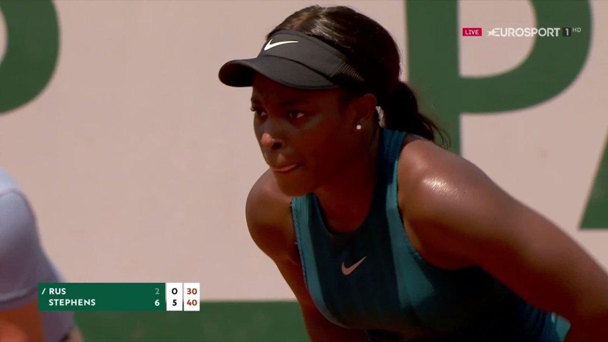 Roland Garros 2018: Arantxa Rus verliest van Sloane Stephens en ligt eruit
