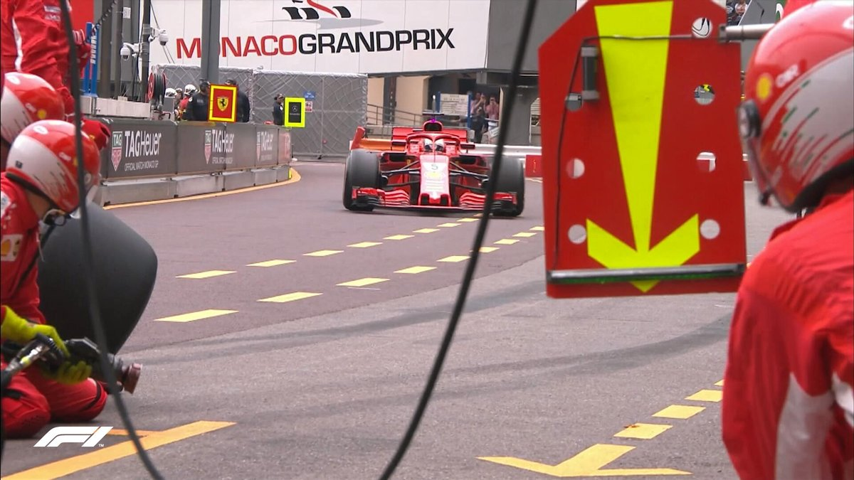 Monaco GP 2018 Live