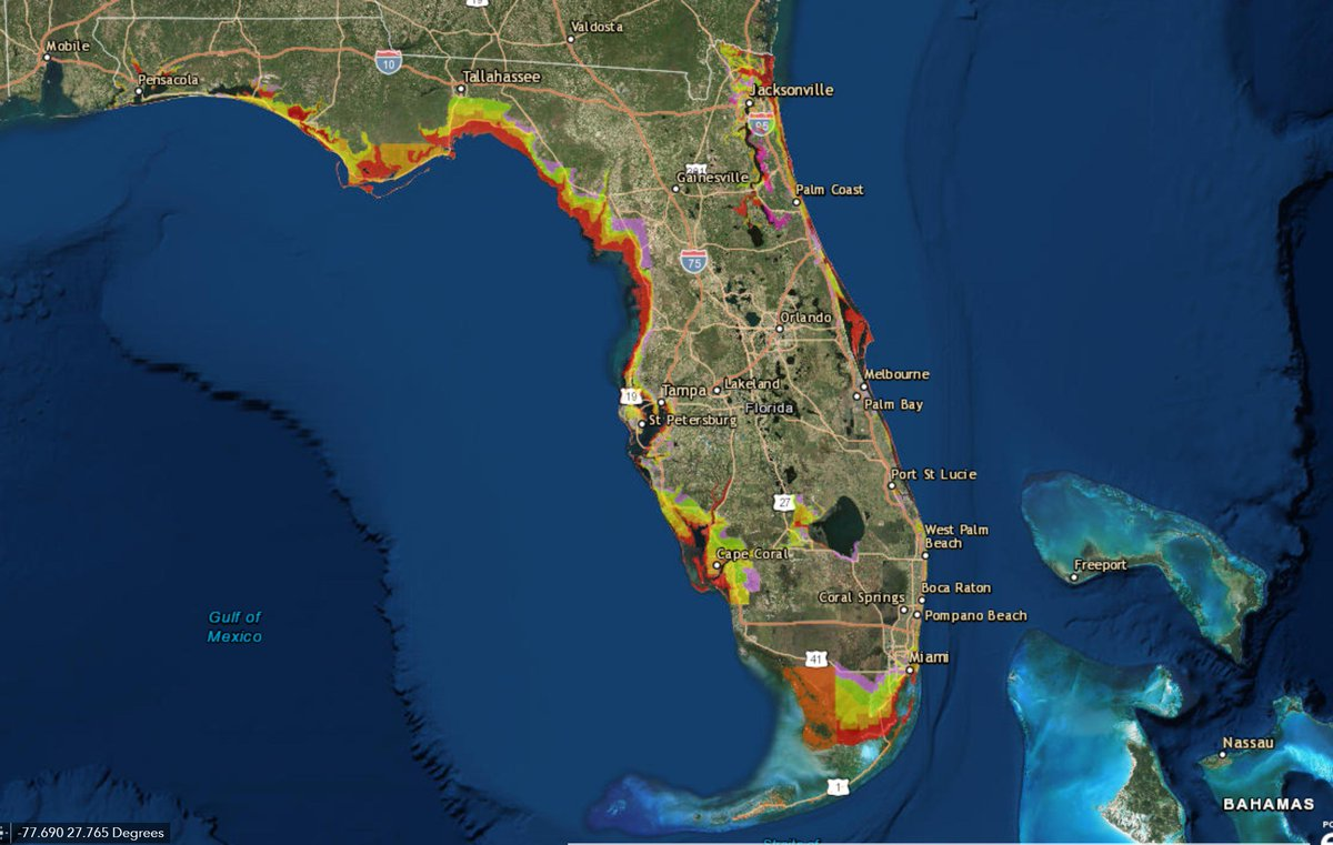 Interactive Map Florida.Florida Sert On Twitter Use This Interactive Map To Find Out If