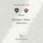 Image for the Tweet beginning: ⚽ Botafogo v Vitoria