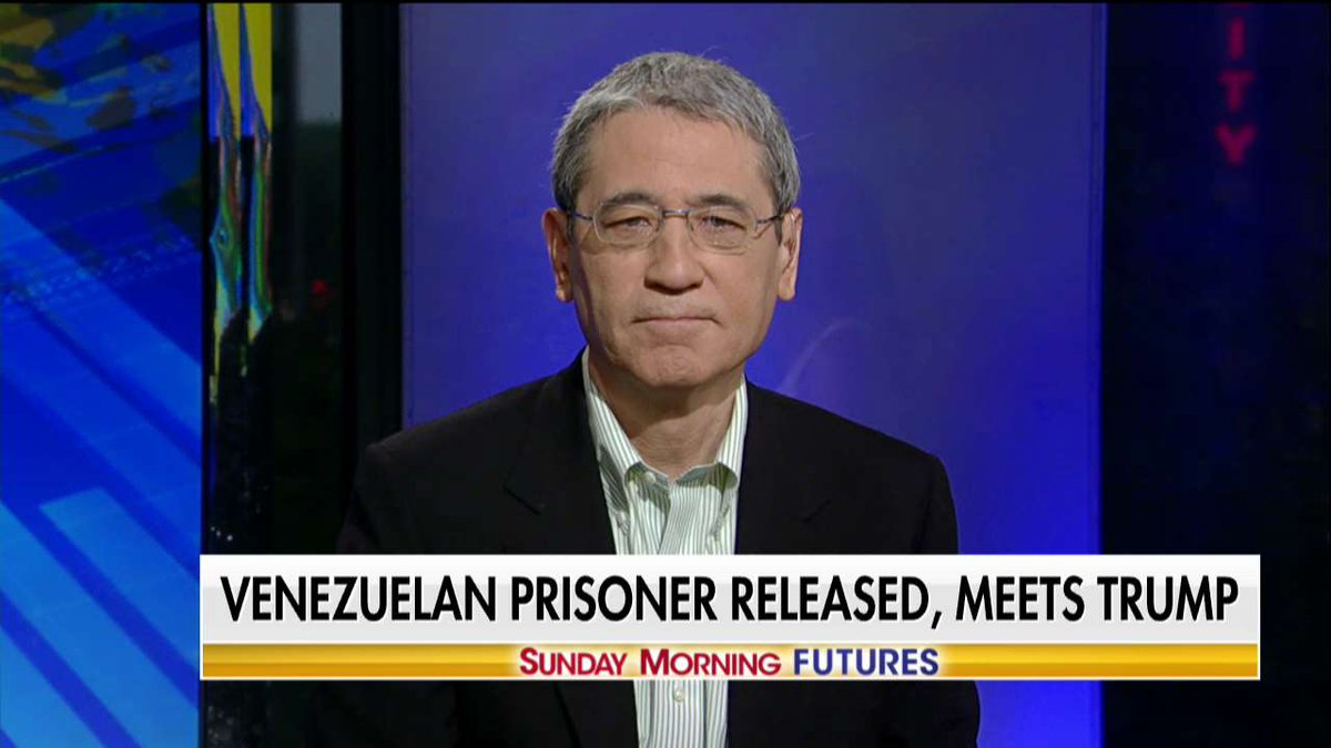 .@GordonGChang: 'This is the second time this month that @POTUS has secured the release of Americans - and I don't think that's a coincidence.' #SundayFutures