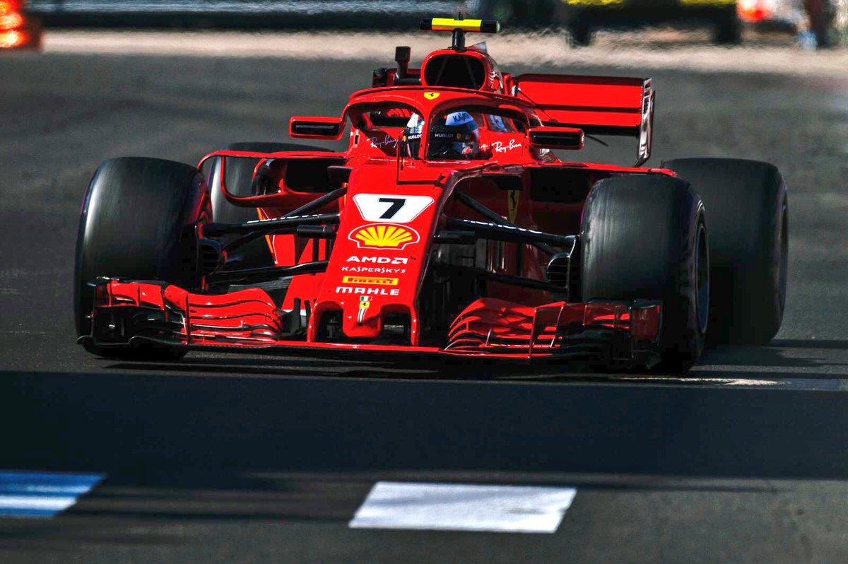 F1 2018 Monaco GP - Race results