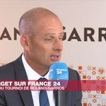 "Image for the Tweet beginning: Guy Forget : ""C'est une"