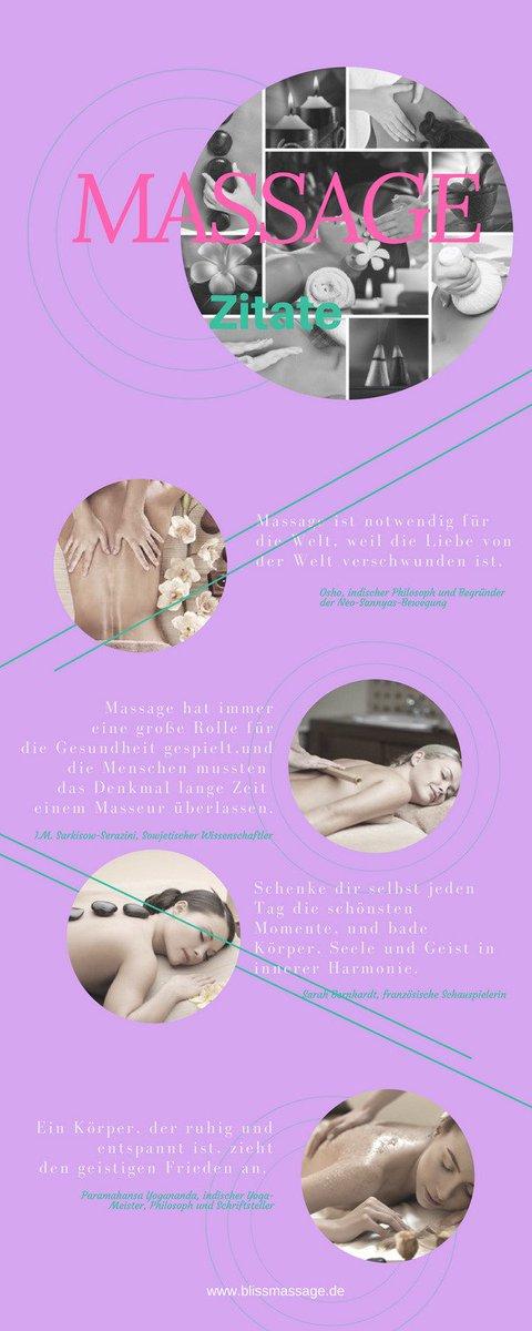 Wellness Massage On Twitter Massage Zitate