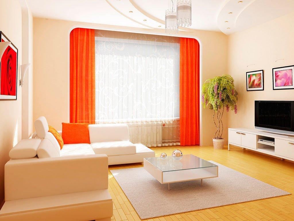 простой дизайн гостиной в картинках разделить комнату зоны