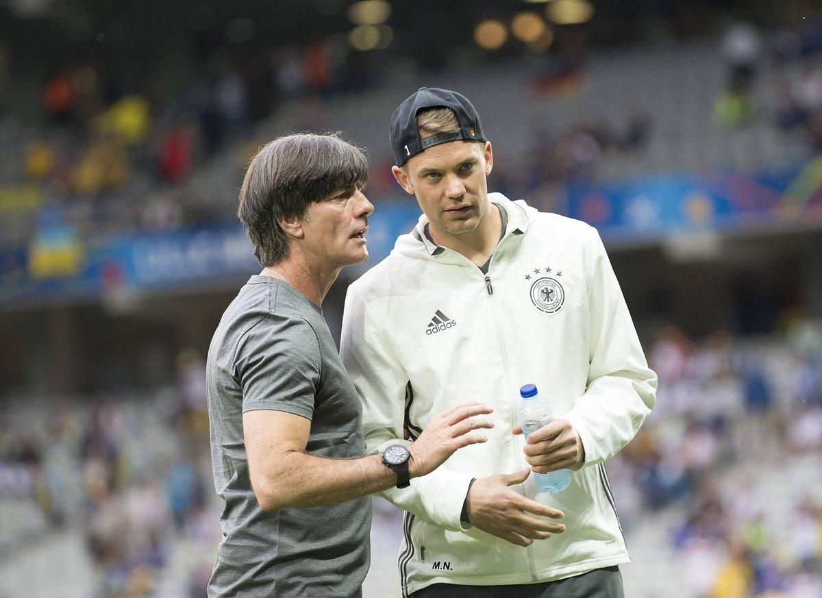 Neuer s Löwem už toho za sebou mají ve výběru Německa mnoho