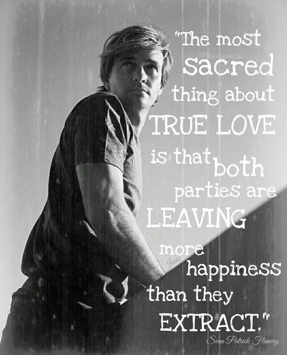 &quot;The most sacred thing about true love...&quot; @seanflanery  #RetroMeme #LoveThemeComingUp #LoveIsAllWeNeed #quote #love #SeanPatrickFlanery    https://www. instagram.com/p/BjSS03Tgbix/ ?utm_source=ig_share_sheet&amp;igshid=1jy74gg1zynfj &nbsp; … <br>http://pic.twitter.com/5RJ1R1ReaH