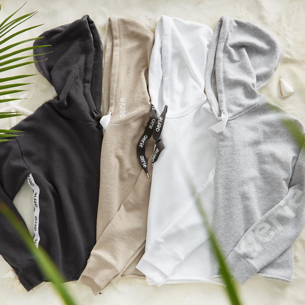 Aerie On Twitter New Beach Fleece Alert Shop All 4 Shades Of Our