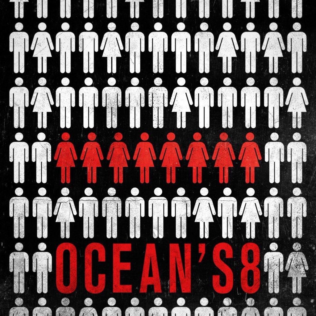 .@oceans8movie June 8 💅🏾💅🏾💅🏾💅🏾💅🏾💅🏾💅🏾💅🏾