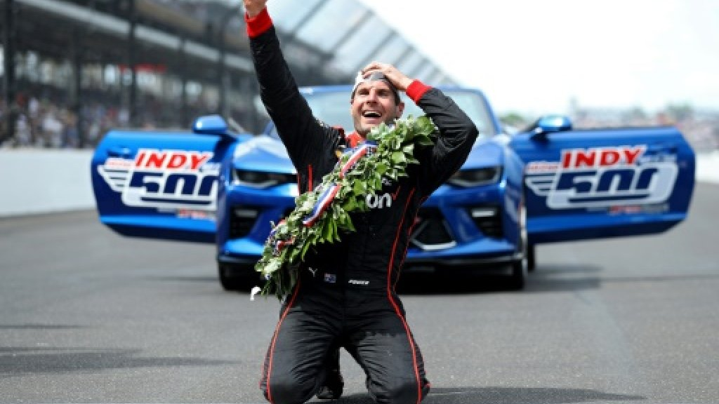 Australia's Power captures long-coveted Indianapolis 500 win https://t.co/K4FsO7RwAI