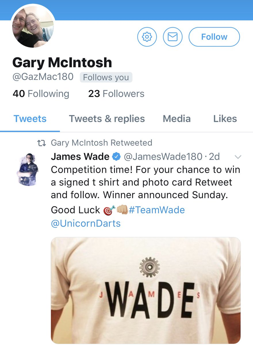 And the winner is @GazMac180 please dm me your address