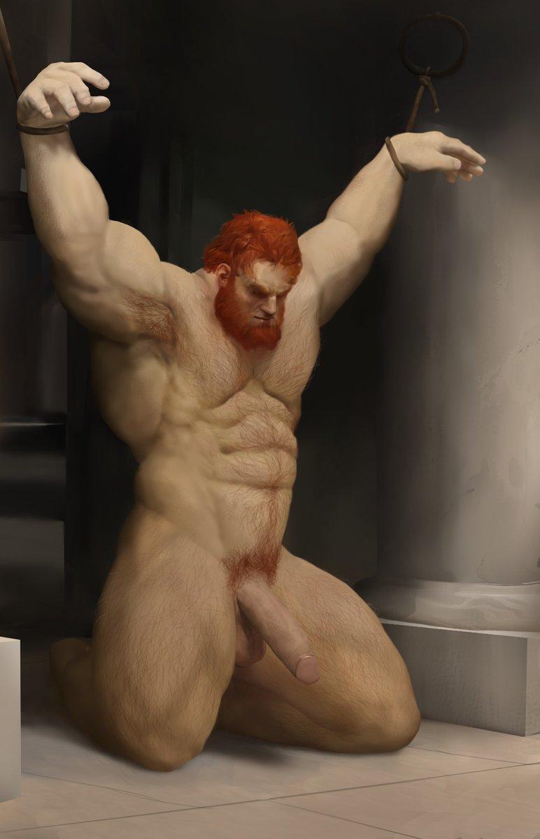 The naked dwarf