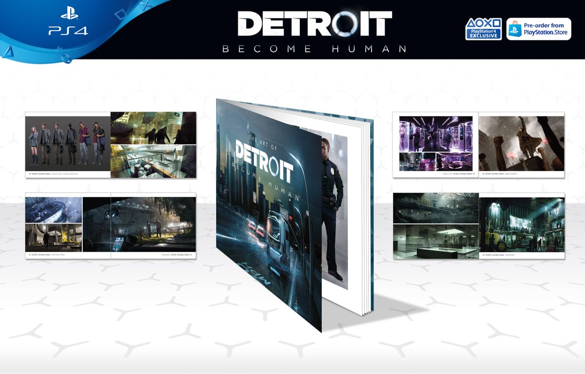 Quantic Dream Games [Detroit: Become Human] on Twitter: