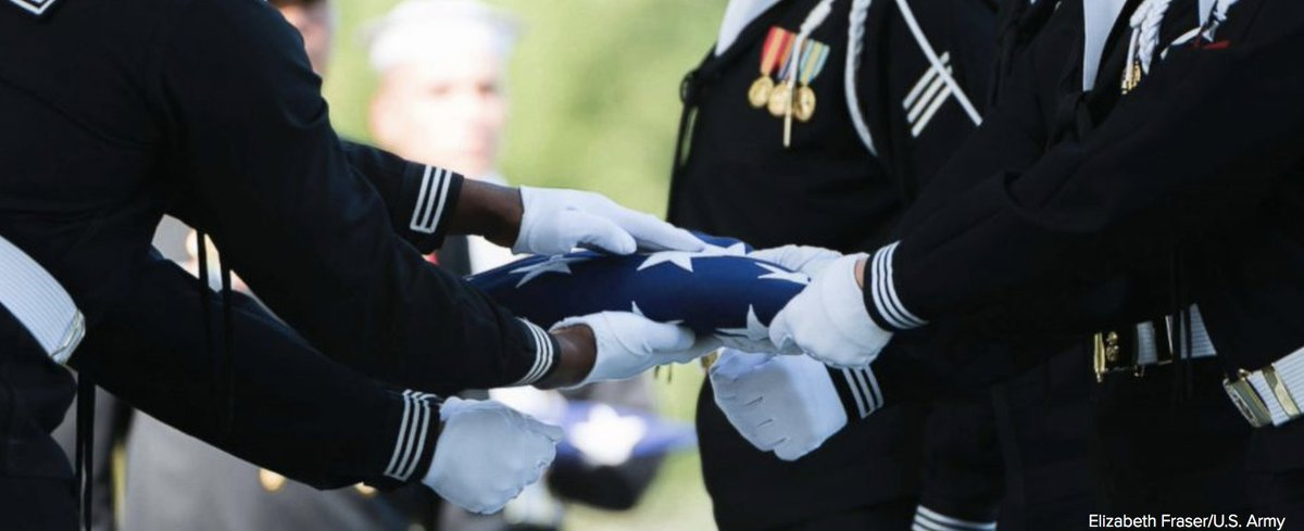 On Memorial Day, remembering those who died in service to the nation, but not in combat. https://t.co/qkl8hSMK5P