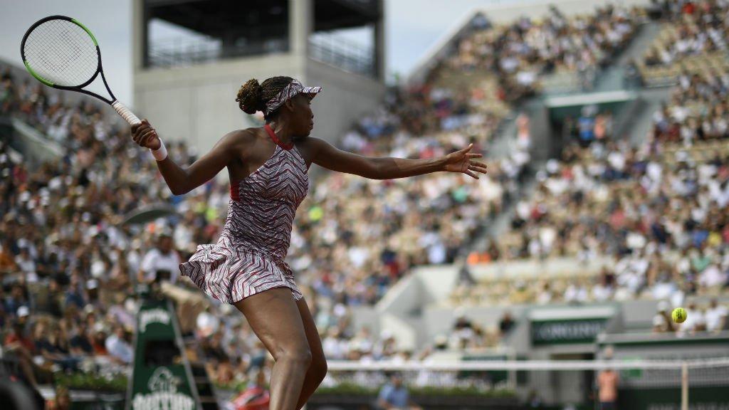 Venus Williams makes earliest French Open exit in 17 years https://t.co/szzImvPis3