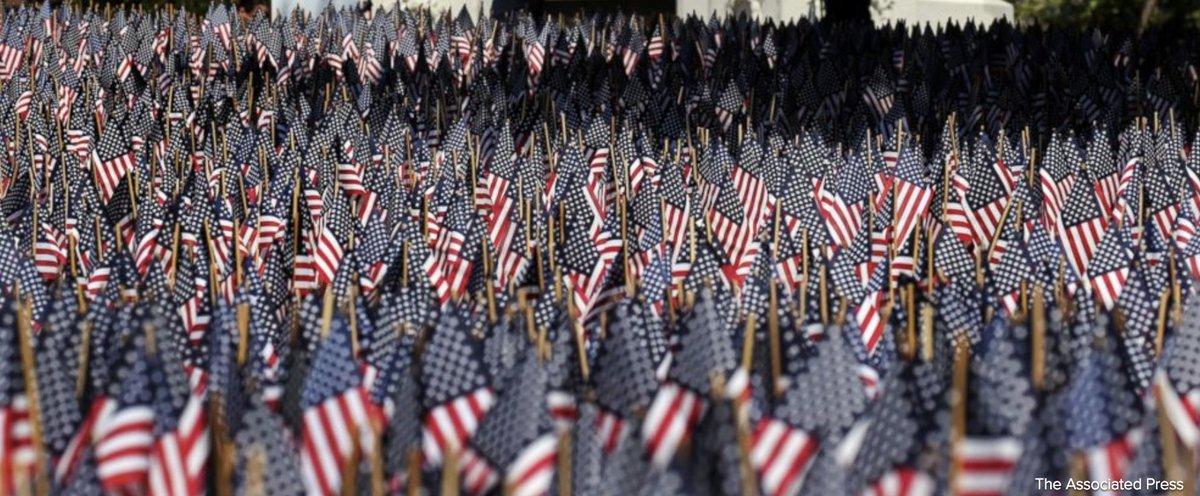 Boston's Memorial Day flag garden idea spreads across the U.S. https://t.co/SzydKKYSbp