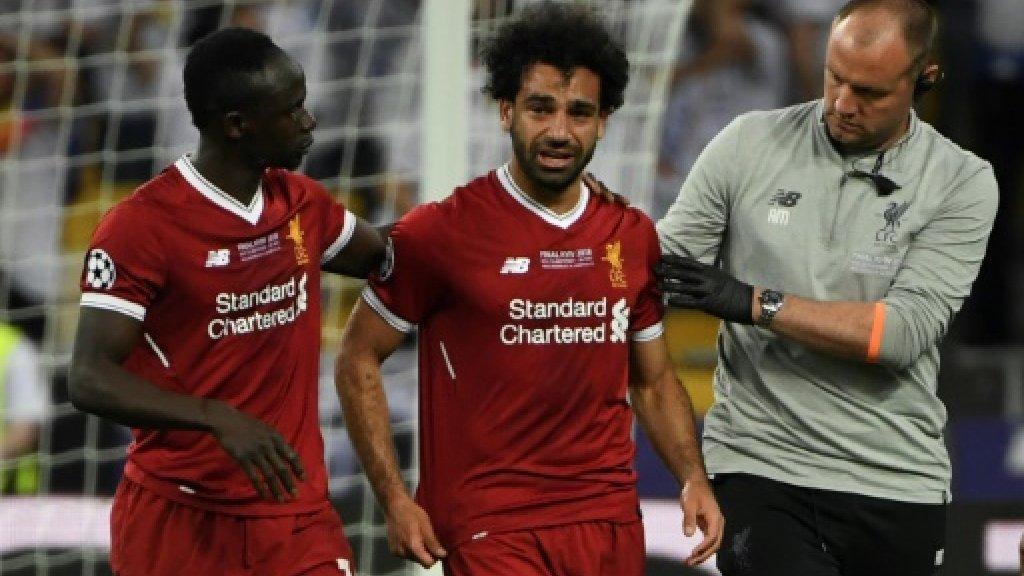 Salah 'confident' for World Cup despite shoulder injury https://t.co/1ifYWReVgX
