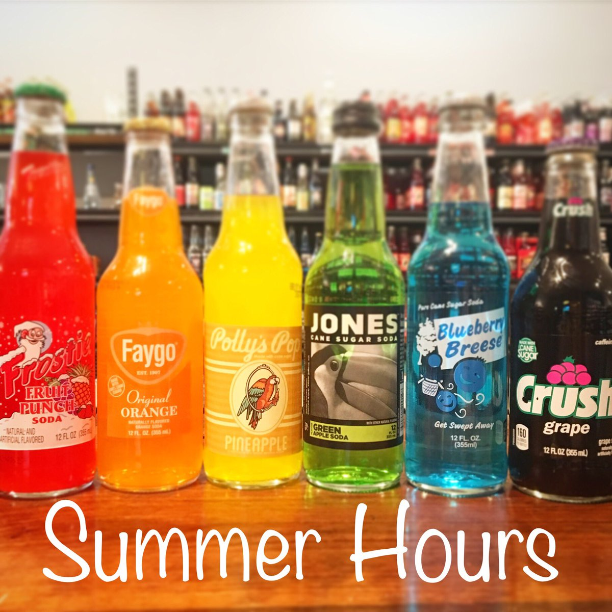 Mass Street Soda On Twitter Expanded Summer Hours Monday 10 Am