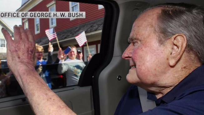 #BREAKING George H.W. Bush taken to Maine hospital for low blood pressure, fatigue https://t.co/SdurBco8Uh