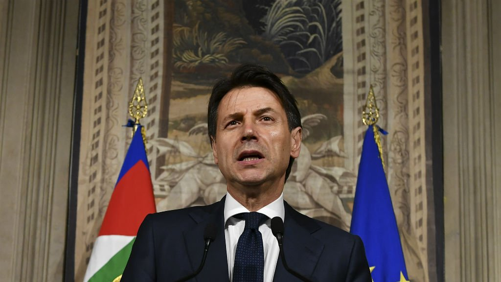 Italy's PM-designate gives up on efforts to form a government, may mean new election https://t.co/wPGdUA4kl9