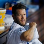 Image for the Tweet beginning: Clayton Kershaw could return from