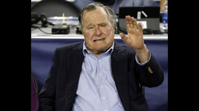 Former President George H. W. Bush taken to hospital https://t.co/V6FIqchSVT