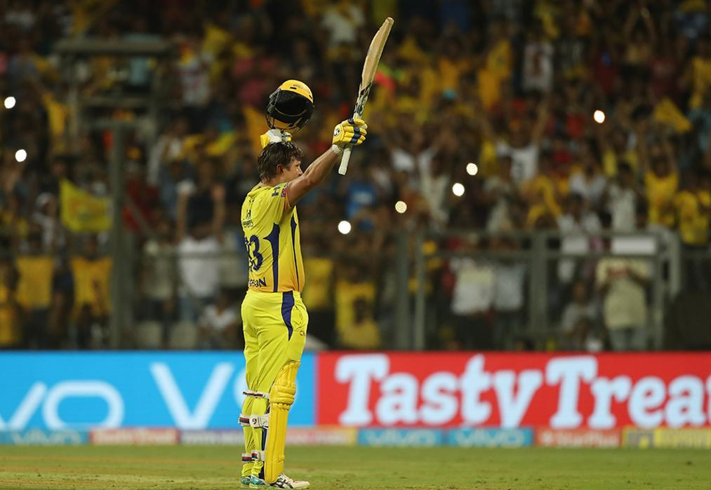 Well done, @ChennaiIPL. A great display of quality cricket. Certainly the most consistent side of the tournament. A special knock from @ShaneRWatson33 in a crucial game which saw them through. #CSKvSRH #IPL2018Final