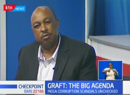 Eric Kiraithe: Being a professional fraud investigator, I will tell you that fraudsters are good at practices and procedures... the trick in stopping public theft is that the processes should be swift, punishment must be certain and deterrent #Checkpoint