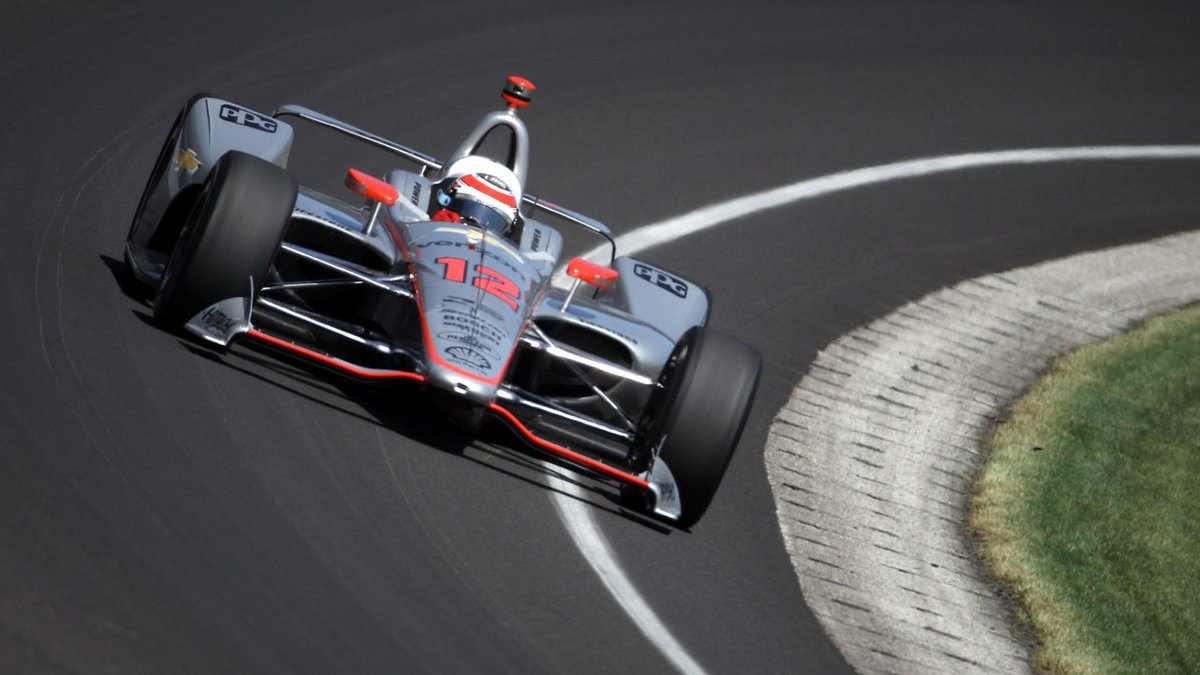 #BREAKING Power takes the checkered flag at Indy 500 https://t.co/d0tOx20Umz