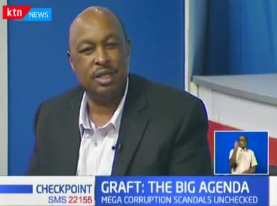 Kiraithe: This time round the Executive office of the President and all political players including Raila Odinga have decided that as a country, we must work together to ensure that public money goes to the purpose for which it is meant and not individual pockets #Checkpoint