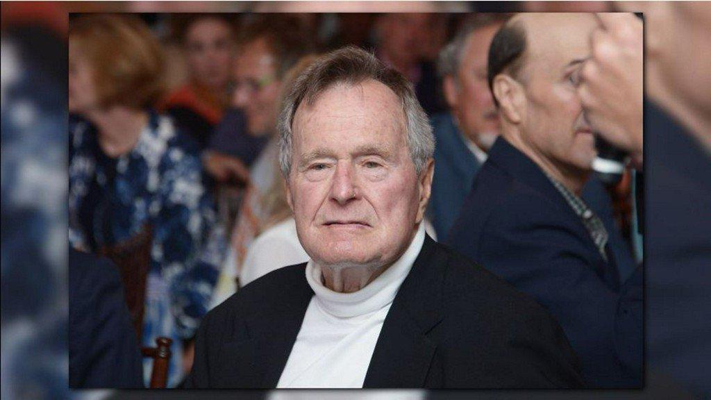 Former President George H.W. Bush hospitalized in Maine https://t.co/DBE9KU6xGq