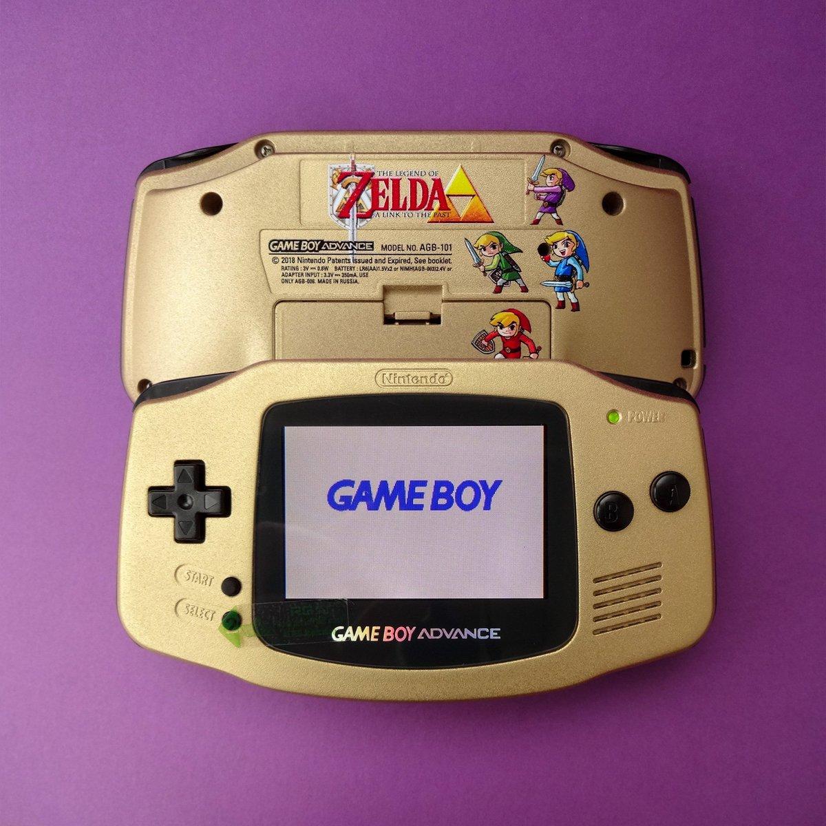 GameBoy Kingdom على تويتر: