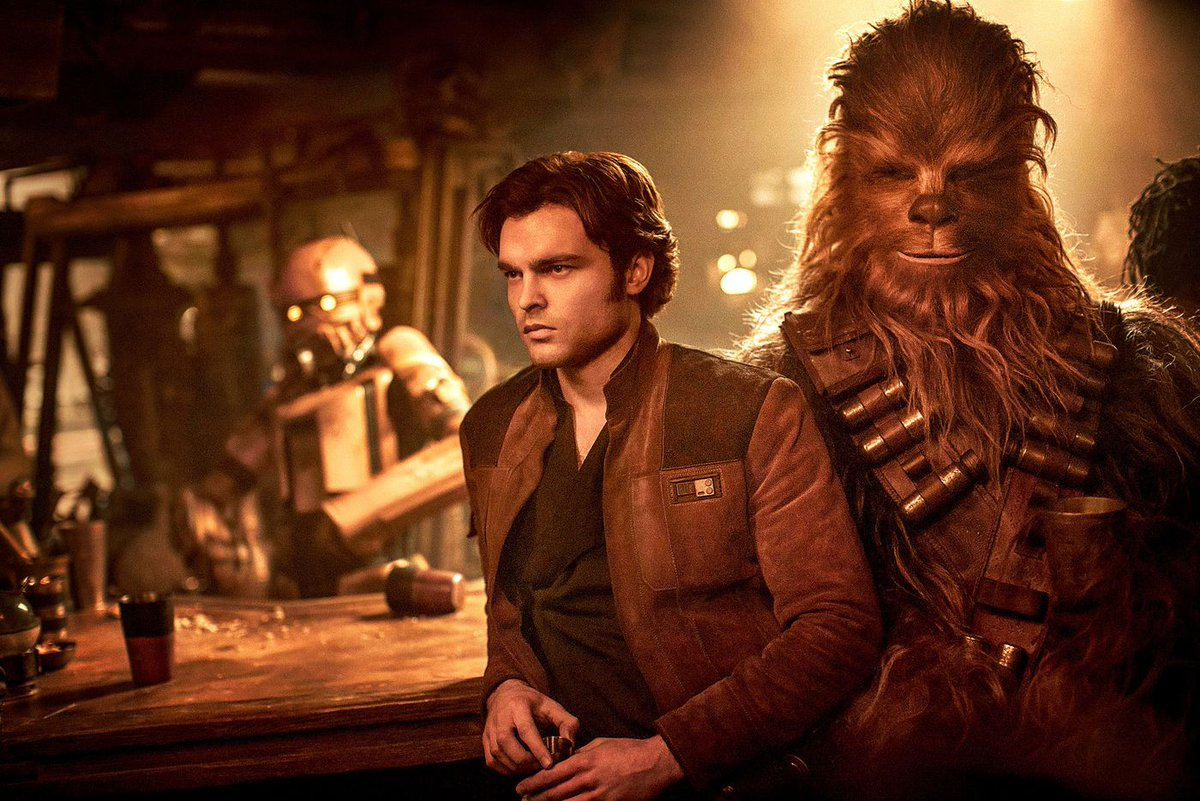 'Solo: A Star Wars Story' disappoints at the box office https://t.co/rPVvvFOOvJ