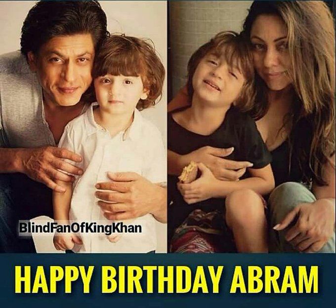 Happy 5th birthday and the best wishes for our little prince Khan