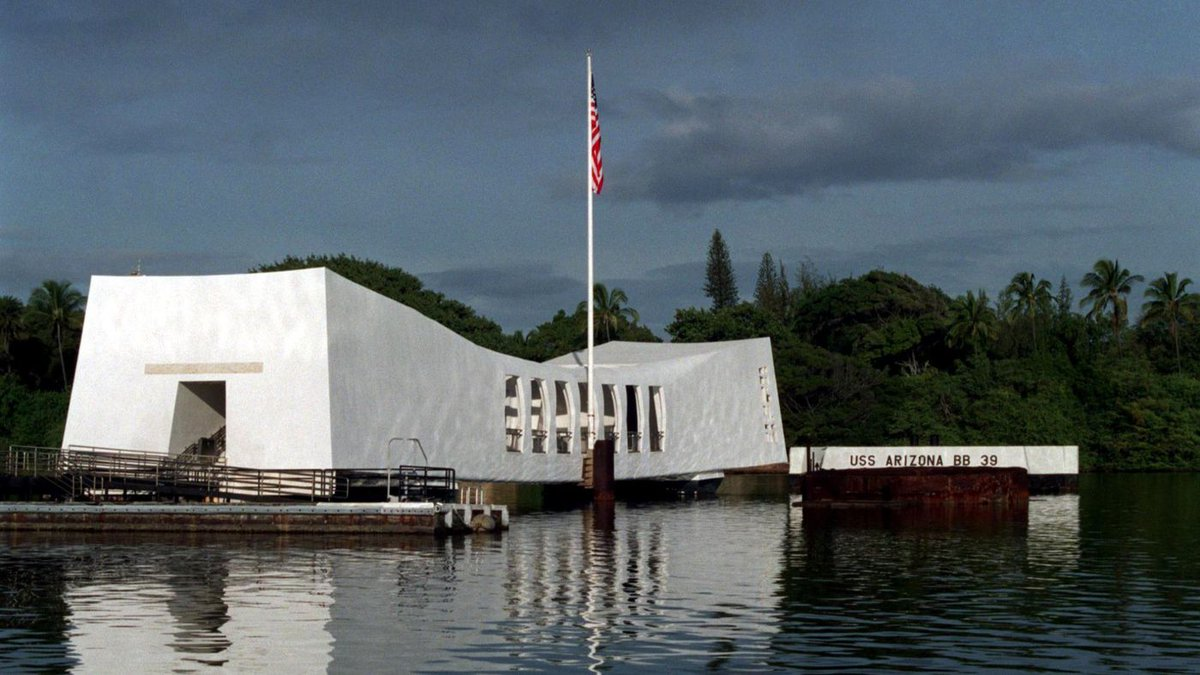 Damage to the USS Arizona Memorial at Pearl Harbor is worse than expected, so it will remain closed indefinitely https://t.co/ztIPpalcjj